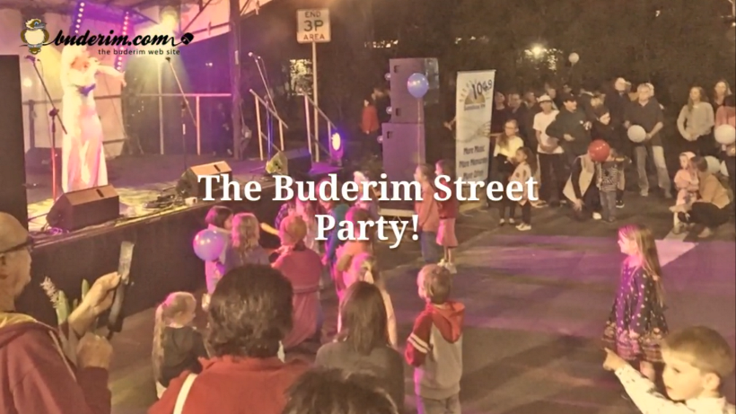 The Buderim Street Party