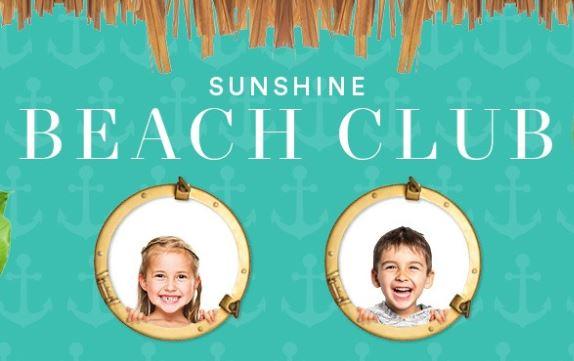 Sunshine Coast Plaza Beach Club for children
